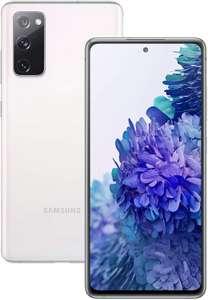 Samsung Galaxy S20 FE Mobile Phone; Sim Free Smartphone - 128 GB - Cloud White (UK Version) - £405 @ Amazon