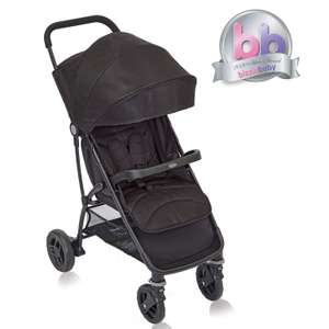 GRACO Black Breaze Lite Stroller £40.00 (£3.99 delivery) @ TK Maxx