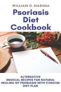 Psoriasis Diet Cookbook Paperback £2.10 Prime + £2.99 non-prime) @ Amazon