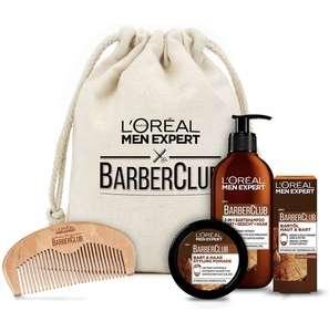 L'Oréal Men Expert Barber Club Set £10.95 (+£4.49 nonPrime) via Amazon EU on Amazon