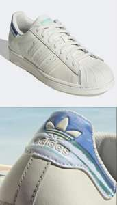 """Adidas Superstar """"seaview"""" Trainers - £36.75 with code + Free Delivery @ Adidas"""