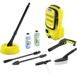 Karcher K2 Compact Car & Home Pressure Washer 110 bar - £89.98 delivered @ ToolStation
