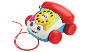 3 for 2 on selected fisher price (From £8 - Chatter Telephone / Free Collection) @ Argos