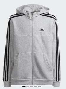 Adidas Kids 9-16yrs JD SID 3S FZ Hoodie - £10.64 delivered with code from Adidas (Creators Club member)