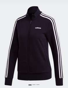 Womens Adidas Essentials 3 Stripes Track Top Now £15.05 with code Free delivery with creators club @ Adidas