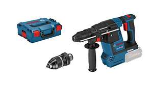 Bosch Professional Cordless Hammer Drill GBH 18 V-26 F (Without Batteries and Charger) £171.06 at Amazon