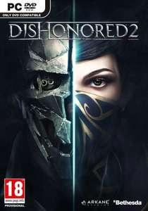 [Steam] Dishonored 2 (PC) - £2.49 @ CDKeys
