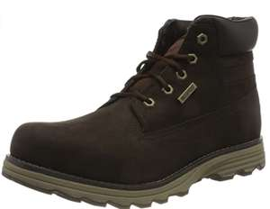 Cat Footwear Men's Founder Wp Tx Ankle Boot - Coffee Bean Size 11 - £40.61 @ Amazon