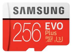 256GB - Samsung EVO Plus (2020) UHS-1 (U3) Micro SD Card - Up to 100/90MB/s R/W - £23.64 delivered @ CCL Online