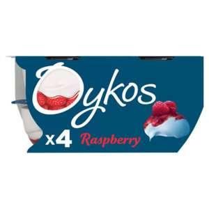 Oykos Greek style yogurts (4 x pots) - £1.25 at Asda