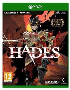 [Xbox One/Series X] Hades - £12.97 Prime / £15.96 Non Prime @ Amazon