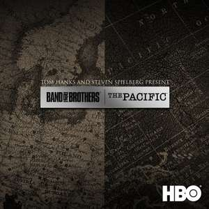Band of Brothers & The Pacific in HD £17.99 @ Google Play