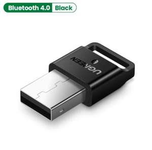 UGREEN USB Bluetooth 4.0 Dongle Adapter 1p for New Users @ AliExpress / Ugreen Official Store