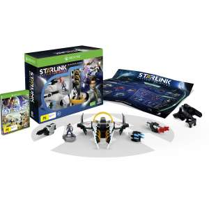 STARLINK STARTER SET FOR XBOX - £4.99 + £2.99 Delivery @ The Entertainer