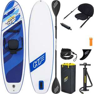 Bestway Hydro Force Oceana 10.0 Convertible Inflatable Stand Up Paddle Board (SUP) £229.91 + £12.69 delivery at Nootica