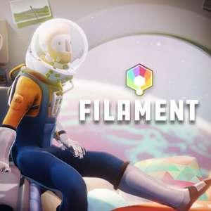 Filament Nintendo Switch £5.99 at Nintendo eShop