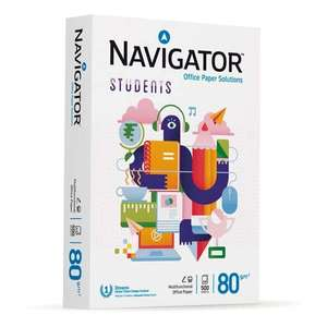 Navigator Students 80gm A4 Printing paper 500 sheets for £1.30 instore at Tesco Extra Bedworth