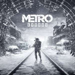 [PS4/PS5] Metro Exodus - £8.74 @ PlayStation Store