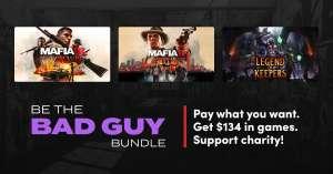 Be The Bad Guy Bundle : Postal Redux 72p + More Offers (Mafia 2 DE/ Mafia 3 DE/ Dungeons 3/ Postal 2) @ Humble Bundle