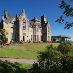 4* Stonefield Castle stay - Loch Fyne - 1 night stay - includes breakfast and late checkout £69 @ Itison