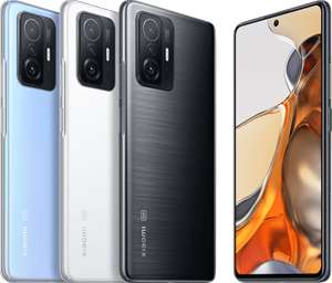 Xiaomi 11T Pro 5G 8GB+128GB Smartphone (120HZ / 120W Charging / AMOLED) - £499 With Code @ Xiaomi UK (Starts 24th At 12pm)