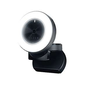 Razer Kiyo - Desktop Streaming Camera with Ring Light £54.99 @ Amazon