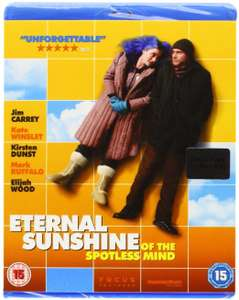 Eternal Sunshine of the Spotless Mind [2004] Blu-ray Jim Carrey Kate Winslet £4.99 @ theentertainmentstore / eBay (also buy 2 get 3rd free)