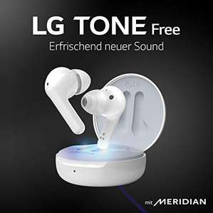 LG TONE FN4 In-Ear Headphones White (Used Very Good) £29.34 / (New) £38,23 delivered @ Amazon Germany