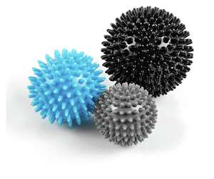 Opti Spike Massage Ball - Set of 3 - £4.99 (with free click and collect) @ Argos