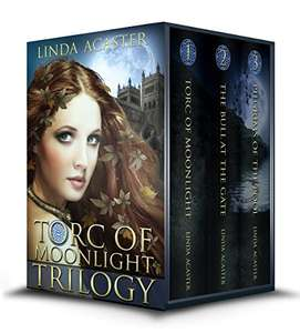 Torc of Moonlight Trilogy(Historical/Fantasy Romance) 3 book Series Kindle Edition 99p @ Amazon