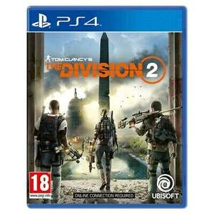 Tom Clancy's The Division 2 (PS4) £4.49 Delivered @ uk-tech-spares via eBay