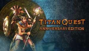Titan Quest Anniversary Edition (Steam PC) Free To Keep @ Steam Store