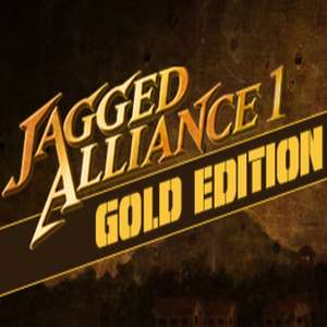 Jagged Alliance 1: Gold Edition (Steam PC) Free To Keep @ Steam Store