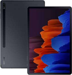 Samsung Galaxy Tab S7+ Wi-Fi Android Tablet Mystic - Black (UK Version) £577 @ Amazon