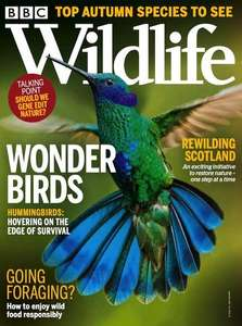 BBC Wildlife Magazine 6 month subscription + £10 M&S Gift Card = £16.20 @ Buy Subscriptions