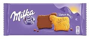 Milka Choco Moo Chocolate Biscuits 200g £1.00 / 85p via subscribe & save (+£4.49 non-prime) @ Amazon
