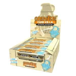 Grenade Carb Killa Protein Bar - White Chocolate Cookie x 12 - £12.49 Membership Required @ Costco (Instore Liverpool)