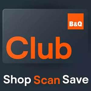 10% off everything for B&Q Club members @ B&Q