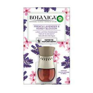 Sainsbury's - Botanica Electrical Plug In Kit - French Lavender and Honey Blossom - Holder & 1 Refill - 50p Instore @ Sainsbury's (London)