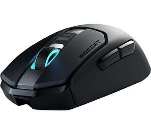 Roccat Kain 200 Aimo RGB Wireless Gaming Mouse 16.000 DPI Black - £50.77 - Sold and Fulfilled by Amazon EU @ Amazon