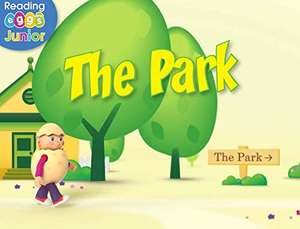 The Park: A Reggie and Friends Book Kindle Edition - Free @ Amazon