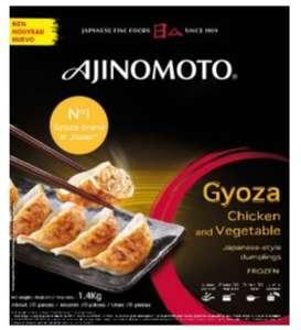 Ajinomoto Chicken & Vegetable Gyoza 1.4kg for £6.59 (in-store) @ Costco