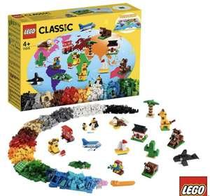 LEGO Classic Around the World - Model 11015 - £30.99 (Membership Required) Costco