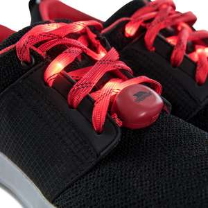 Waterproof LED Shoelaces now £3.19 with Code & Free Delivery @ Trespass