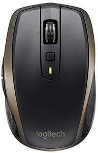 Logitech MX Anywhere 2 Wireless Mouse, Bluetooth or 2.4GHz Wireless £33.82 @ Amazon