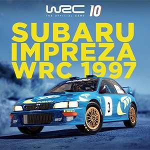 Free Steam Game DLC: WRC 10 Subaru Impreza WRC 1997 (Base game required) at Steam
