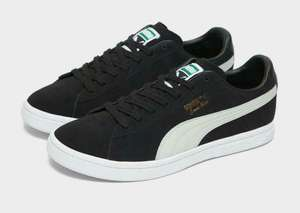 New Puma Men's Court Star Classic Trainers £29.99 from ebay / JD Outlet