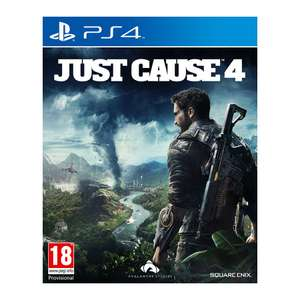 Just Cause 4 (PS4) - £6.95 @ The Game Collection