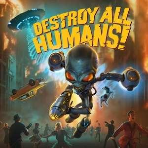 [Steam] Destroy All Humans (PC) - £8.24 @ Steam Store