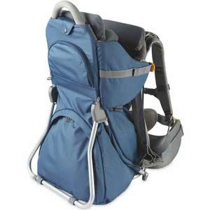 Adventuridge Blue Hiking Baby Carrier (Online Exclusive) £34.99 + £3.95 delivery at Aldi